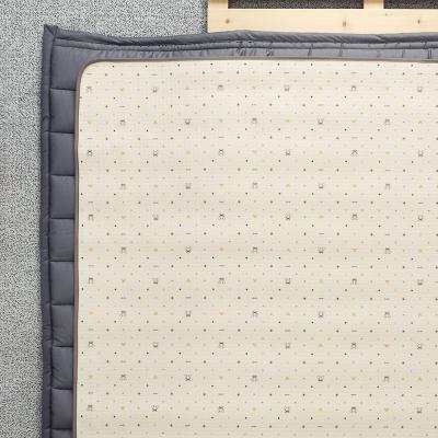 [조아뜨] 제리 아기 방수패드 대형 방수요 브라운