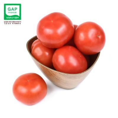 [행사] 달향토마토 중과 2kg / GAP인증토마토
