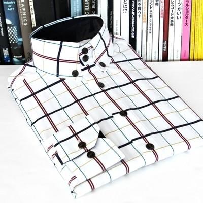 [베네]센스 셔츠_화이트