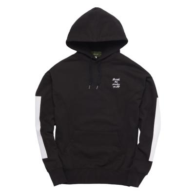 Strutting gait hoodie Black