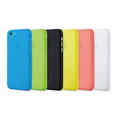 오자키 아이폰 5C 0.3 젤리 케이스
