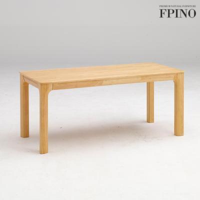 퍼피노 심플 6인용 1800 원목식탁 cd005