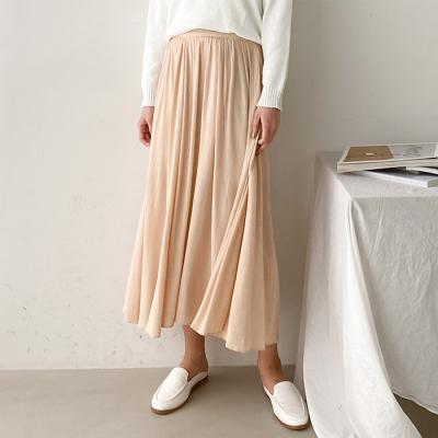 Yolo Long Skirt
