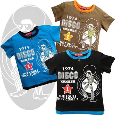 댄싱 디스코 티셔츠 3종 (6개월-4세) 201189
