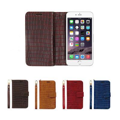 크로커다일 지갑형 가비다이어리케이스 2(아이폰6플러스/5.5형)