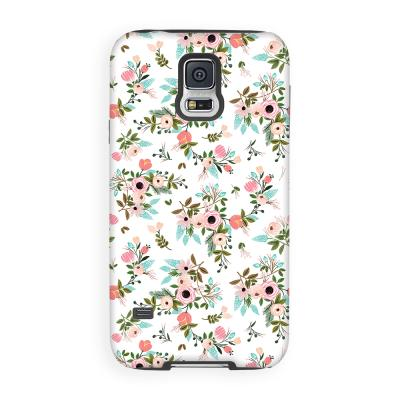 [듀얼케이스] Floral Garden 1 (갤럭시S5)