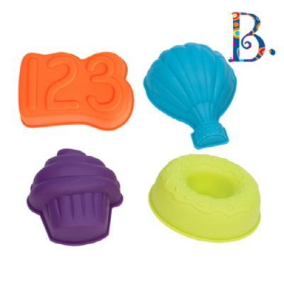 [브랜드B] 버라이어티몰드 도넛 / 모래놀이