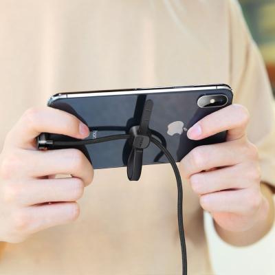 U-Shaped 메탈 라이트닝 게임용 고속충전 케이블