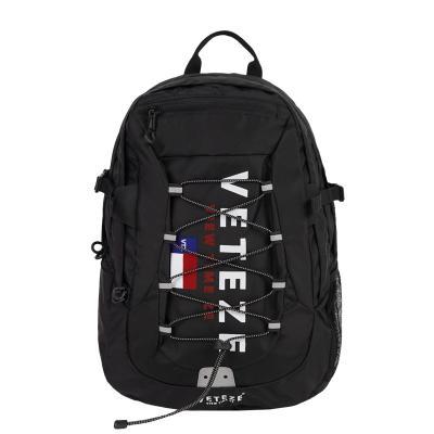 [베테제] Big Logo Backpack (black)
