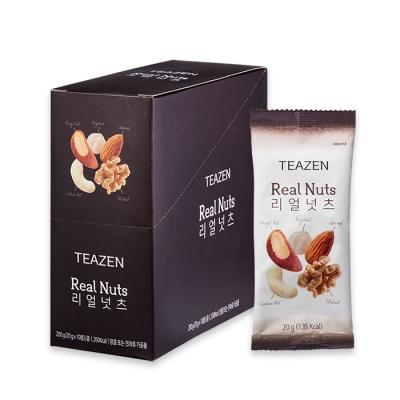 티젠 리얼 넛츠 2개월분 (하루 한봉 견과 60봉)