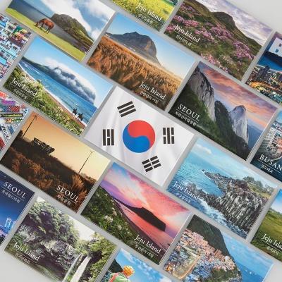 한국 기념품 여행마그넷_인테리어자석 (60종 택1)