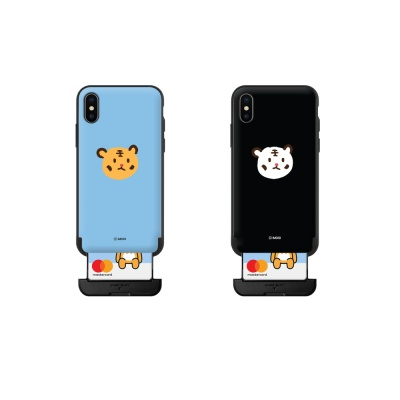 [갤럭시노트8/N950] 어흥 카드슬롯 케이스