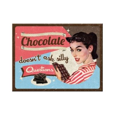 노스텔직아트[14279] Chocolate Doesn't Ask