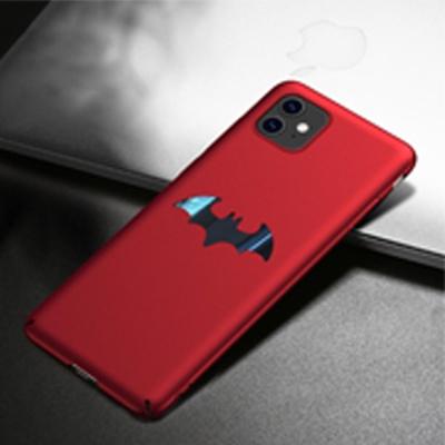 아이폰 11 PRO MAX XR XS X 박쥐 하드 휴대폰 케이스