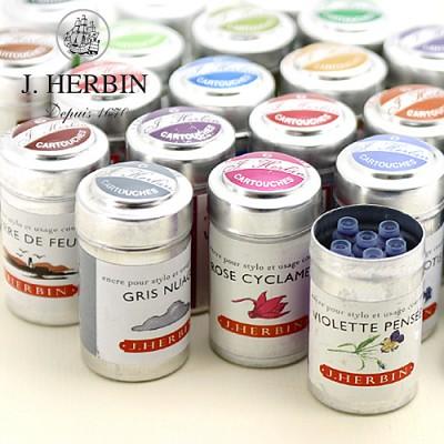 제이허빈 잉크 카트리지(20가지 색상 선택)