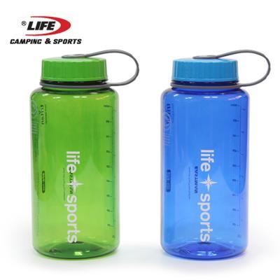라이프스포츠 물병 트라이탄 1.0L BPA-free