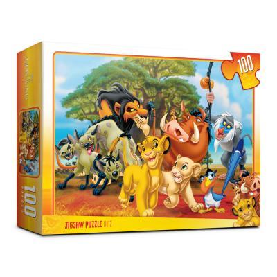 [Disney] 디즈니 라이온킹 직소퍼즐(빅100피스/D112)