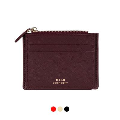 D.LAB Pio simple card wallet - 4color