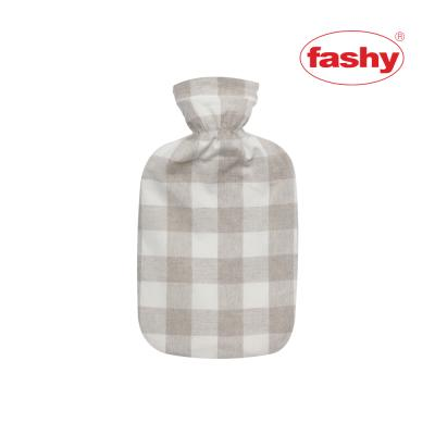 [Fashy]독일생산 파쉬 보온 물주머니/핫팩_면체크커버