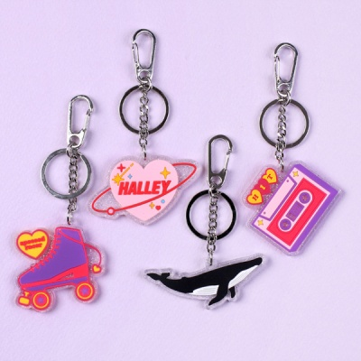 키링 KEY RING - TWINKLE YOUTH CLUB