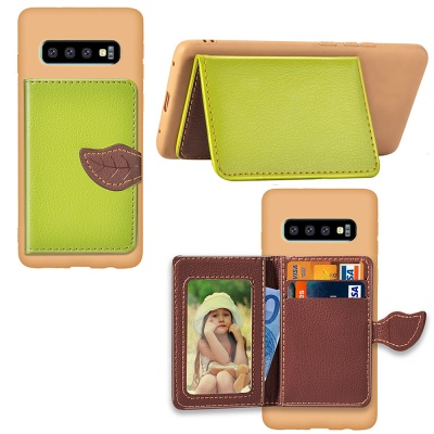 갤럭시노트10 노트10플러스 카드 수납 지갑 폰케이스