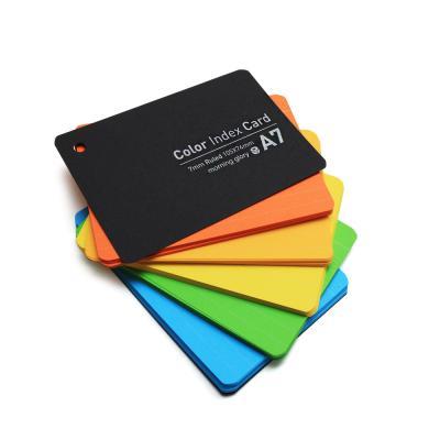 2000 컬러정보카드(A7)