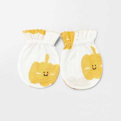[메르베] 뽀드득 파프리카 신생아손싸개_여름용