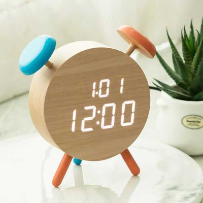 Home interior bonita  BELL CLOCK LED 탁상시계