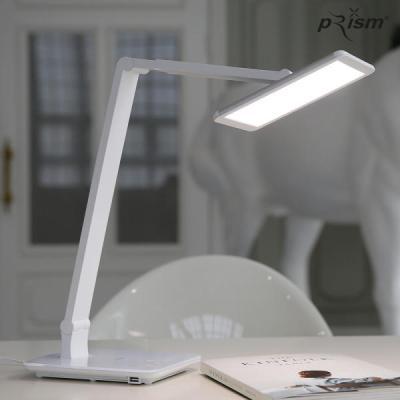 프리즘 LED스탠드 PL-3000 면광원 (화이트,블랙)