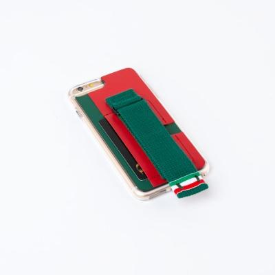 스매스 아이폰8플러스/7플러스 스트랩카드 가죽케이스