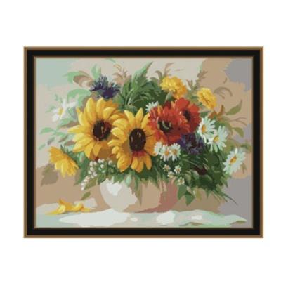 DIY 명화그리기 [ 봄의 꽃 ] - 40cm*50cm