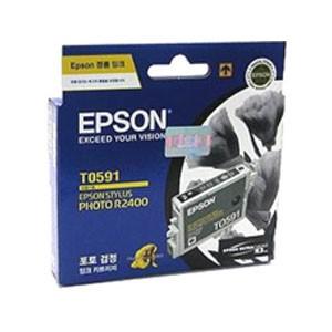 엡손(EPSON) 잉크 C13TO59170 / 포토검정 / Stylus Photo R2400