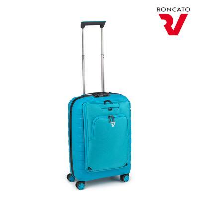 론카토 기내용 캐리어 D-BOX 소형 에메랄드 55530167