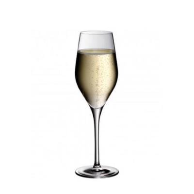클리어 기본형 샴폐인 와인글라스 1개
