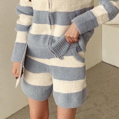 Very Soft Home Knit Pajama Shorts - 극세사