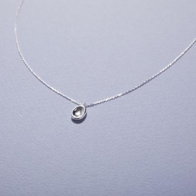 메리디아니 쥬얼 라인 / 린 펜던트 목걸이(silver 925)