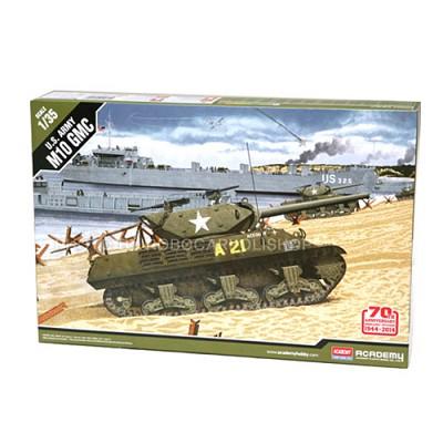 (아카데미과학)1/35 미육군 M10 대전차 자주포 / U.S. ARMY M10 GMC(AC13288) 프라모델