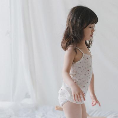 (SET)NEW와인꽃속옷세트