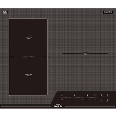 웰치 3구 하이브리드 전기렌지 KR-CHB350 (자가설치)