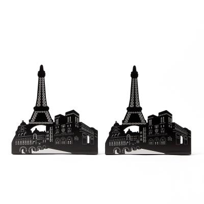 에펠탑 북앤드 2p세트 책거치대 북스탠드 책꽂이