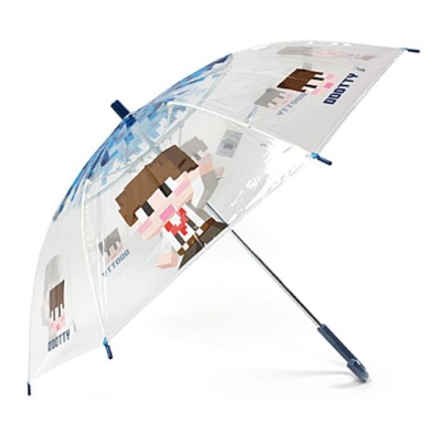 샌드박스 하이도티 55 비닐 장우산 남아우산 8세이상