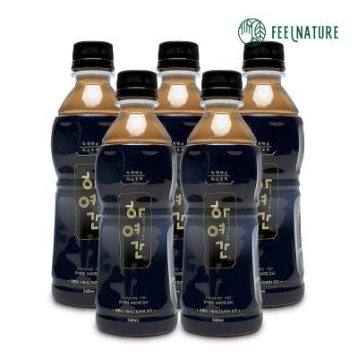 필네이처 숙취해소 음료 고창 굼벵이 하여간 340ml x5