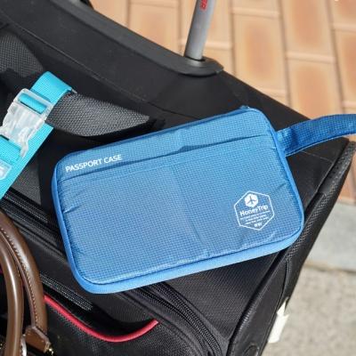 허니트립 여행용 여권파우치