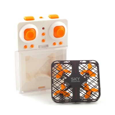 미니드론 드로잉 드론 RC 보호가드장착(HCOW532007BK)