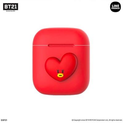 BT21 에어팟 실리콘 케이스