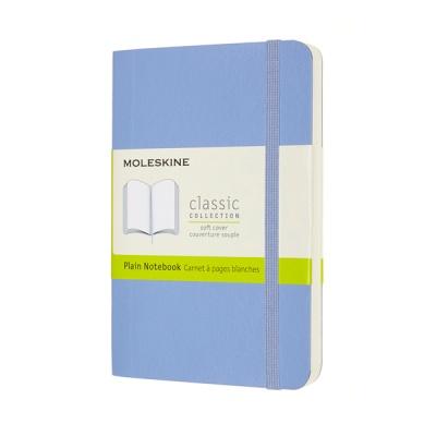 몰스킨 클래식노트-플레인/하이드레인저 블루-소프트 P