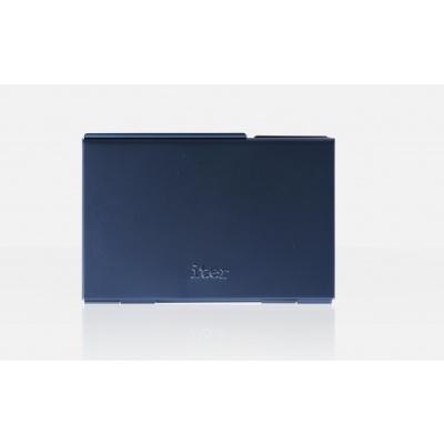 [에스앤비] 알루미늄듀얼명함케이스 블루 [개1] 380281