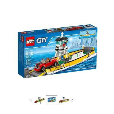 LEGO / 레고 시티 60119 차량 수송선