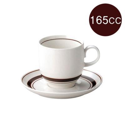 카네수즈 브라운 커피잔세트 165ml