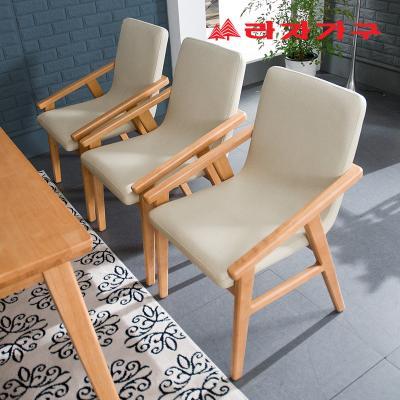 빌렘 원목 식탁 의자